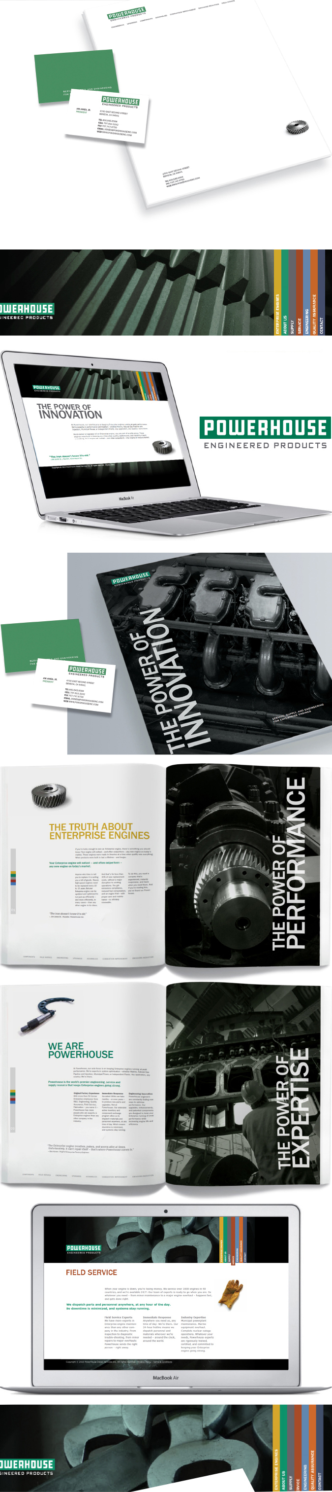 Powerhouse Case Study Images